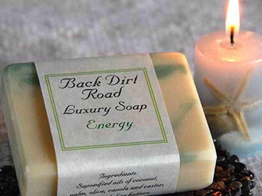 Back Dirt Road Soap