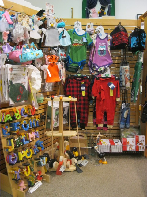 Children's Clothing & Name Letters