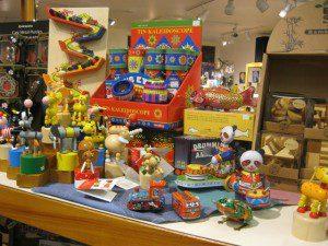 kids tin toys