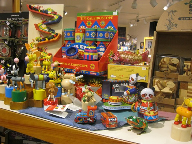 Children's Tin Toys